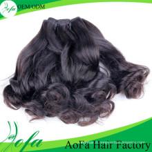 7A Grade Top Qualité Remy Cheveux 100% Brésilien Vierge Cheveux Trame
