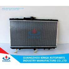 Auto Part Aluminum Radiator for Toyota Starlet at OEM 16400- Cooling System
