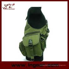 Airsoft camuflaje militar táctico hombro bolso tipo B