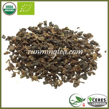 Organic-certified Taiwan Guba Oolong Tea