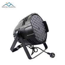 High quality 54x3w LED Par Light Waterproof IP65 outdoor RGBW 60W 100w 120w 160w LED Light Stage