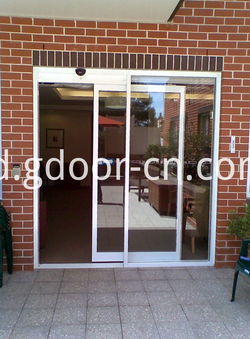 Automatic Sliding Doors for House Entrances