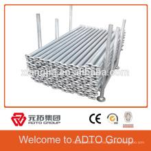 Precio de fábrica Singapur STK500 galvanizado en caliente Pre-galvanizado de acero inoxidable para la construcción de edificios