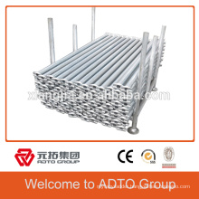 Factory price Singapore STK500 hot galvanized Pre-galvanized stainless steel for building construction