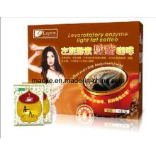 Enzima Levortatory pérdida de peso dieta café