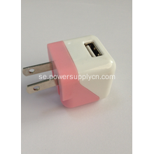 Vikbar Super Mini USB-telefon laddare 5V1A