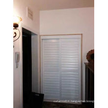 Basswood Real Wooden Shutters (SGD-S-6159)