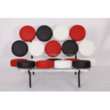 Replica marshmallow Leather Sofa
