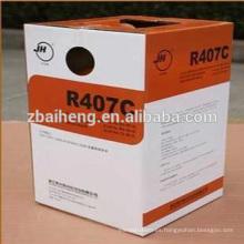 Precio competitivo del gas refrigerante R407C