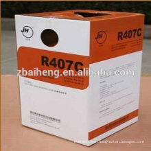 Competitive Price of R407C Refrigerant Gas
