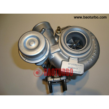 Gt1752s / 452204-5005 Турбокомпрессор для Saab
