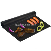 Set of 2 Highest Quality BBQ Grill Baking Mats Thick, Durable, Non-Stick, Heat Resistant and Dishwasher Safe