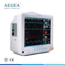 AG-BZ014 optional größere Batterie für 4-5 Stunden Krankenhaus Patientenüberwachungssystem Patientenüberwachungssystem