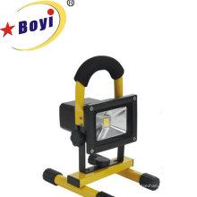 Luz de inundación recargable LED de alta potencia de 40 W