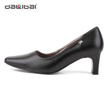2015 barato por atacado sapatos senhoras de couro genuíno