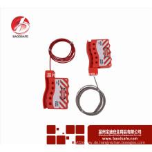 BAOD Sicherheit Universal verstellbare Kabelverriegelung BDS-L8641