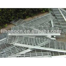 metal stair tread