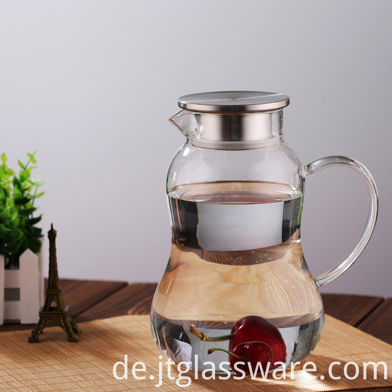 Glass Pitcher,HotCold