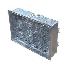 Customized  aluminum extrusion enclosure die casting car battery cover