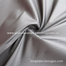 400T polyester nylon blend fabric, down-proof, coating