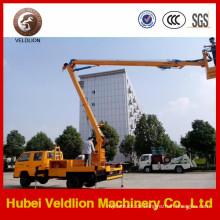 24m Aerial Arbeitsbühne Hydraulikhubwagen