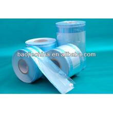 bolsas estériles médicos / papel médico rollos de envases de plástico