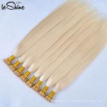 Precio de fábrica Muy suave Virgen ITip Hair Extension