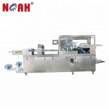 DPB-480 blister packing machine with PVC-card package