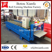 Good Quality for Wall Roll Forming Machine Iron Corrugated Roll Forming Making Machine export to Mayotte Manufacturers