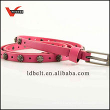 Durable new design latest style ladies fashion belt