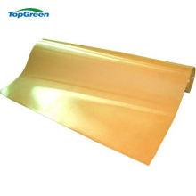 custom nr natural para tan gum rubber sheet