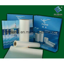BOPP Thermal Film for Catalogs with EVA Glue (1 Inch Core)