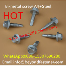 Bi-Metal Roofing Screw Self Tapping Screw Bulidex