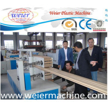 WPC Door and Window Frame Extrusion Machine (PVC+WOOD)