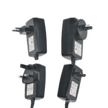 12V 1.25A wall mount adapter, lower ripper and noise, with CE, FCC, UL, GB and more certifications
