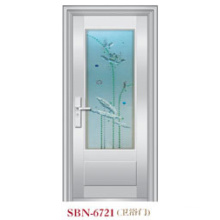 Stainless Steel Door for Outside Sunshine  (SBN-6721)