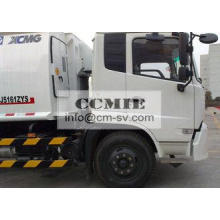 20 Mpa Pressure Hydraulic Garbage Collection Truck ,12m3 Ca