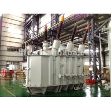 Transformador de energía inmerso en aceite de 66 110 220kV