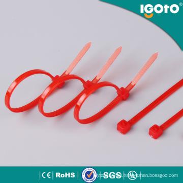 Igoto 300mm Length High Temperature Black Cable Ties