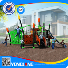 Outdoor Big Slide Playground Equipment