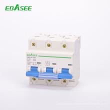 IEC61008 Standard 1P+N Curve D general electric circuit breaker