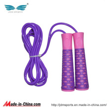Two Colors Handle Skipping Jump Rope