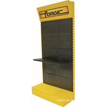 Panel Display Rack Anzeige Brett Basis-Insel Metall Anzeige