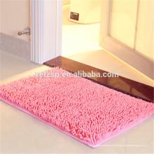 conceptions de porte d'entrée tapis de porte de piégeage de la saleté touffeté touffeté