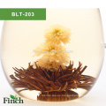 Finch Hot Sale Blooming té negro con Feverfew Bu Bu Gao Sheng