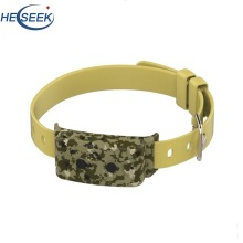 HD cámara GPS GPS Tracker Collar Pet Dog