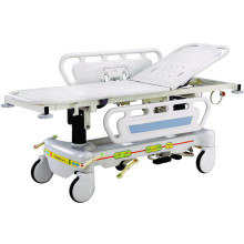 Hospital Furniture Luxurious Hydraulic Ambulance Stretcher