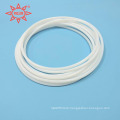 260 degree 4.4mm ID transparent hose for wire insulation