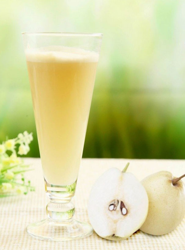 pear juice beverage