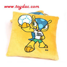 World Cup OEM Plush Cushion Toy